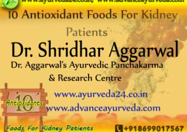 10 antioxidant foods for kidney