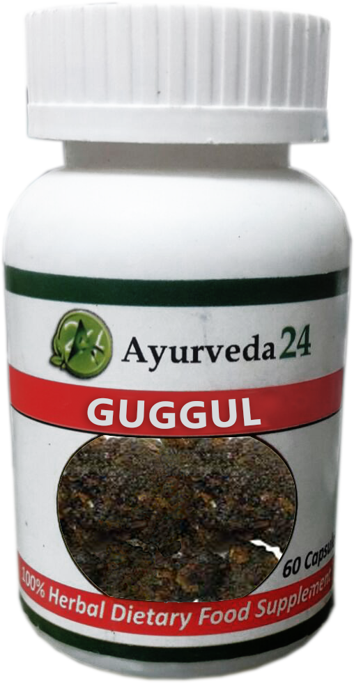 Herbs For Cholesterol Guggul