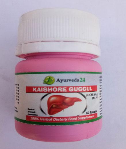 Ayurvedic Treatment for High Uric Acid Kaishore Guggul