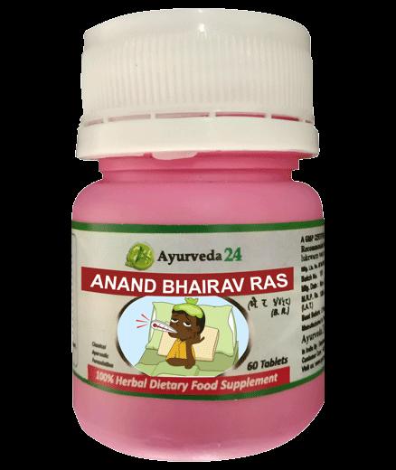 Anand Bhairav Ras